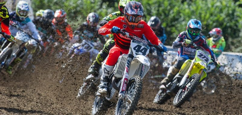 Fastest 40 gear up for MXN British Championship opener