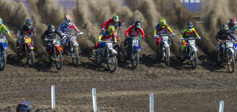 MX Nationals youths conquer new-look Preston Docks