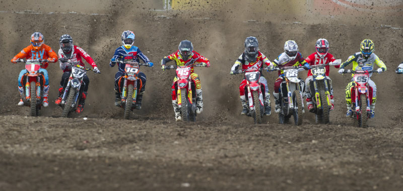 MX Pros join the Nationals party at Preston