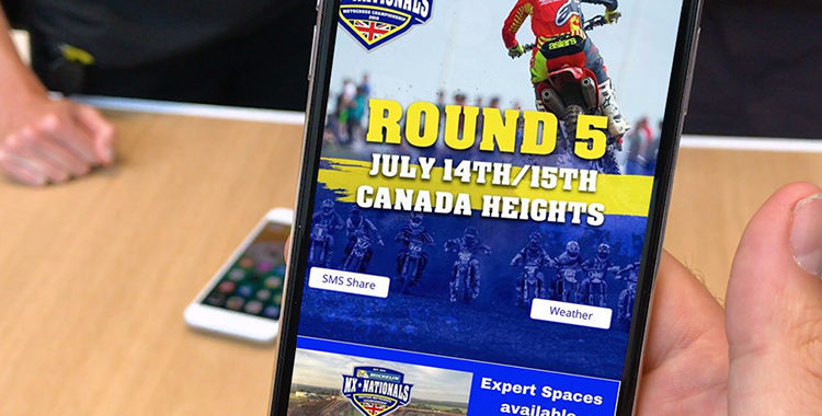 Download the MX Nationals App here
