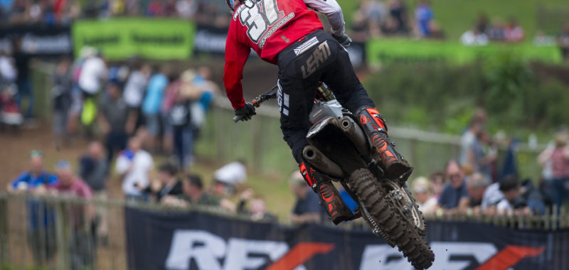 International riders line up for MX Nationals