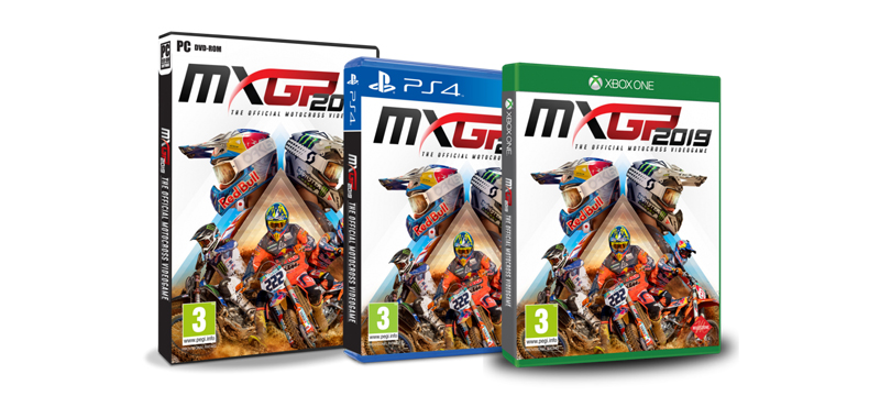 MXGP - The Official Videogame