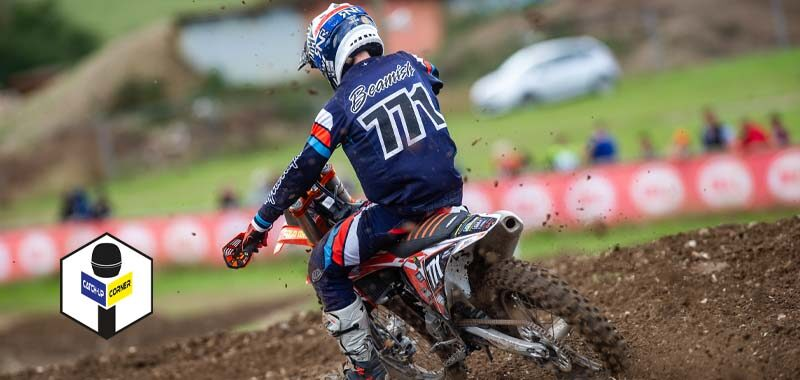 Catchup Corner | Ollie Beamish